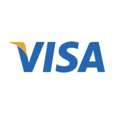 We accept Visa!